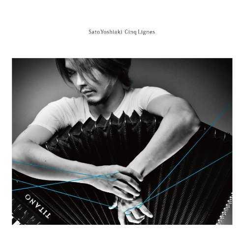 [Album] 佐藤芳明 – Cinq Lignes (2015.08.05/MP3/RAR)