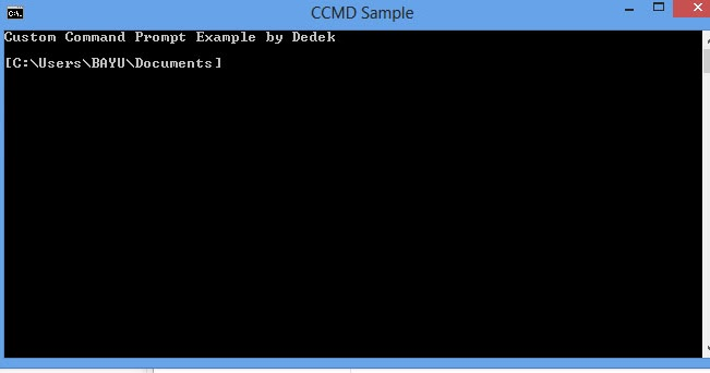 how to set a cmd title