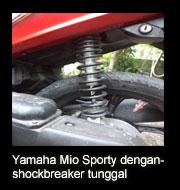 Softbreaker Mio Sporty