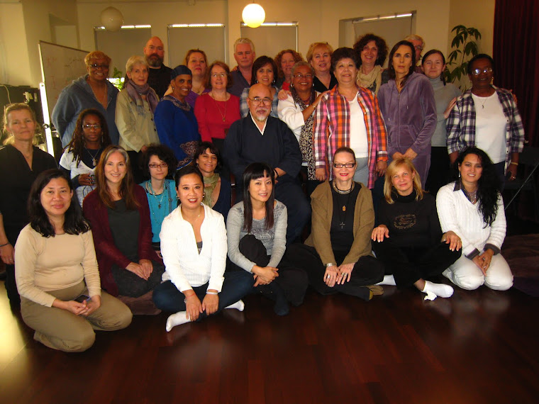 2011 Komyo Reiki Shinpiden Training