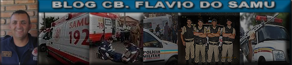 Cb. Flávio do SAMU:
