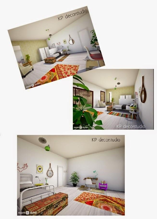 proyectos interiorismo online habitacion infantil bebe regalo babyshower