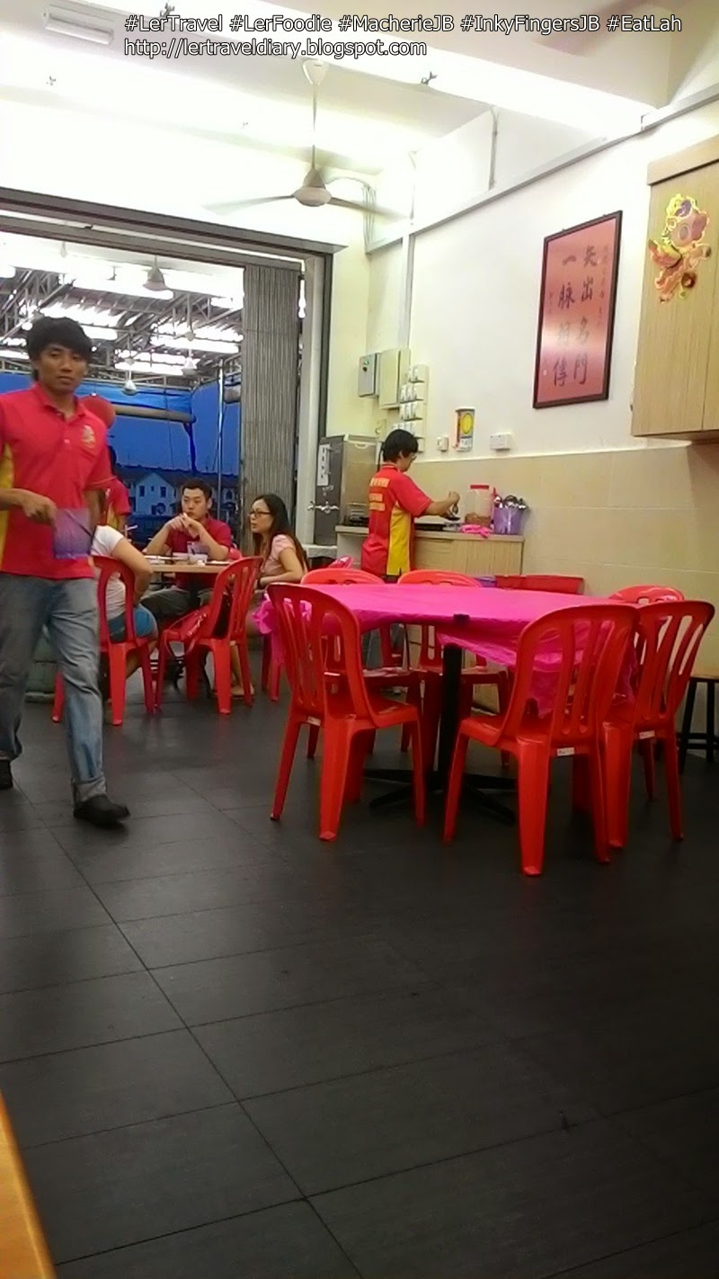Restaurant uncle pau wok bukit indah johor ler for I kitchen bukit indah