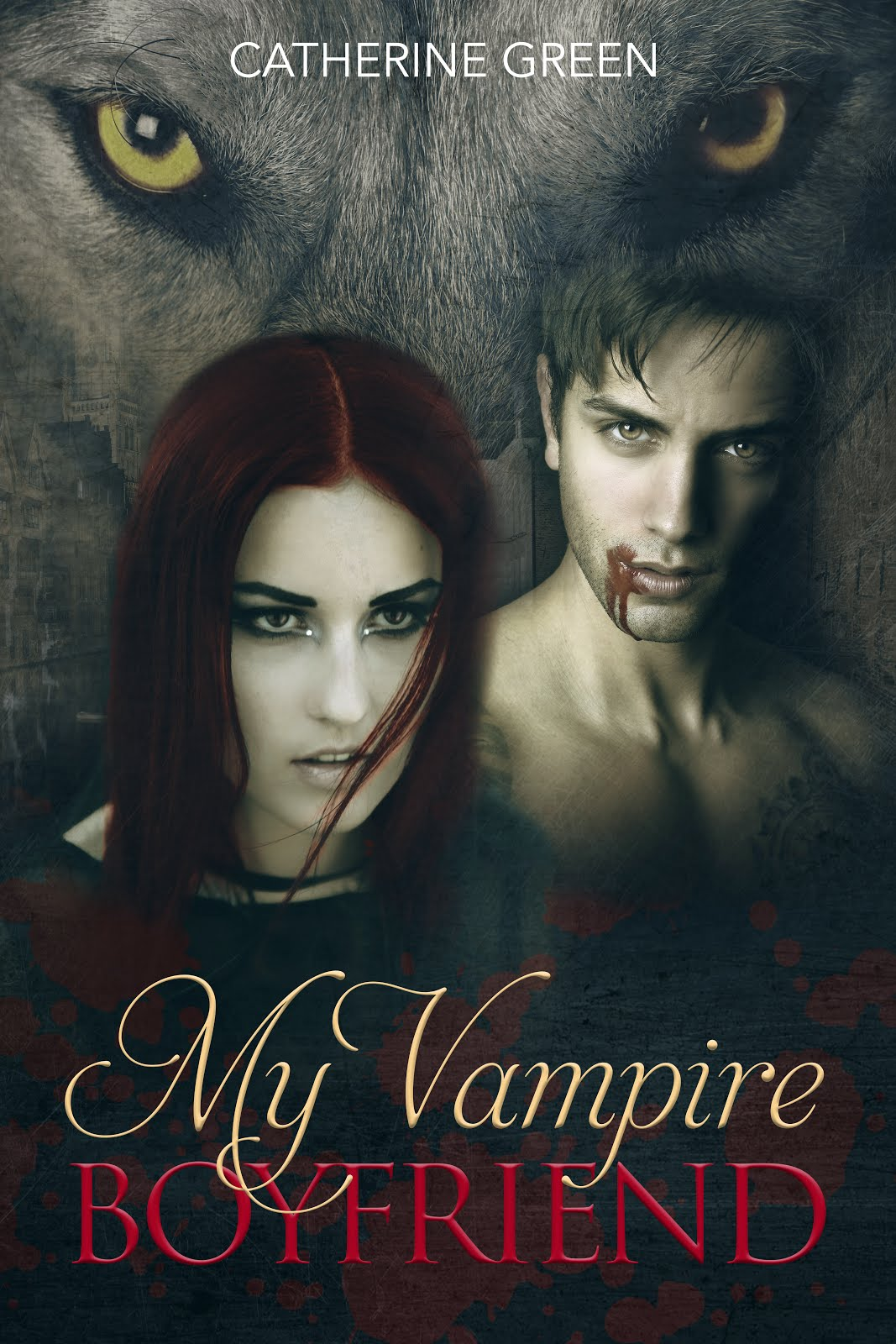 My Vampire Boyfriend (A Redcliffe Short Story Anthology)