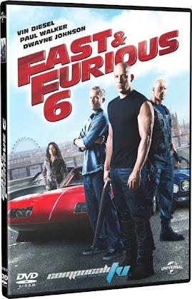 Rápidos y Furiosos 6 DVD