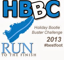 Holiday Bootie Buster Challenge 2013