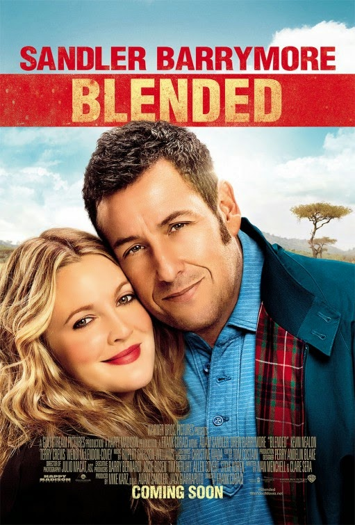 Watch  Blended (2014) Hollywood Movie Online |  Blended (2014) Hollywood Movie Poster