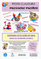 Fiesta de clausura Proyecto Peciños