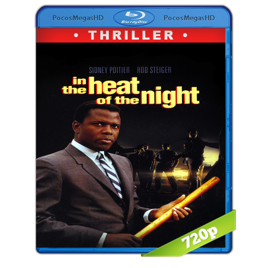 In the Heat of the Night(1967) BrRip 720p Ingles AC3+subs