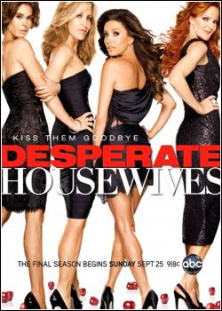 Assistir Desperate Housewives 8ª Temporada Online Dublado Megavideo