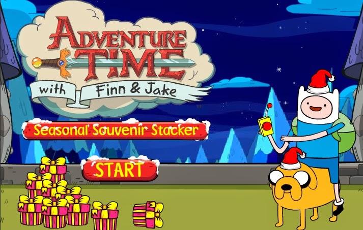 Hora de Aventura de Navidad – Adventure time Christmas