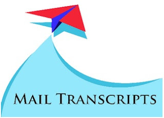 Mail Transcripts Logo