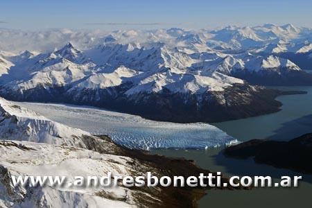Glaciar Perito Moreno - Perito Moreno Glacier - Parque Nacional los Glaciares - Los Glaciares National Park - Patagonia - Andrés Bonetti