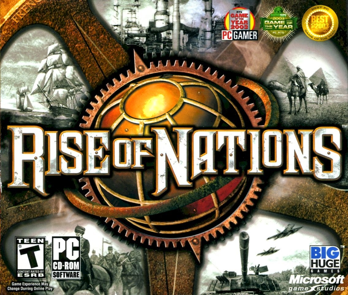Rise Of Nations PC Game