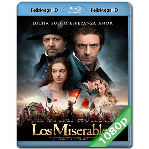 Los miserables (2012) 1080P HD MKV ESPAÑOL LATINO