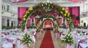 Dekorasi wedding international yang terindah dan tercantik 2015