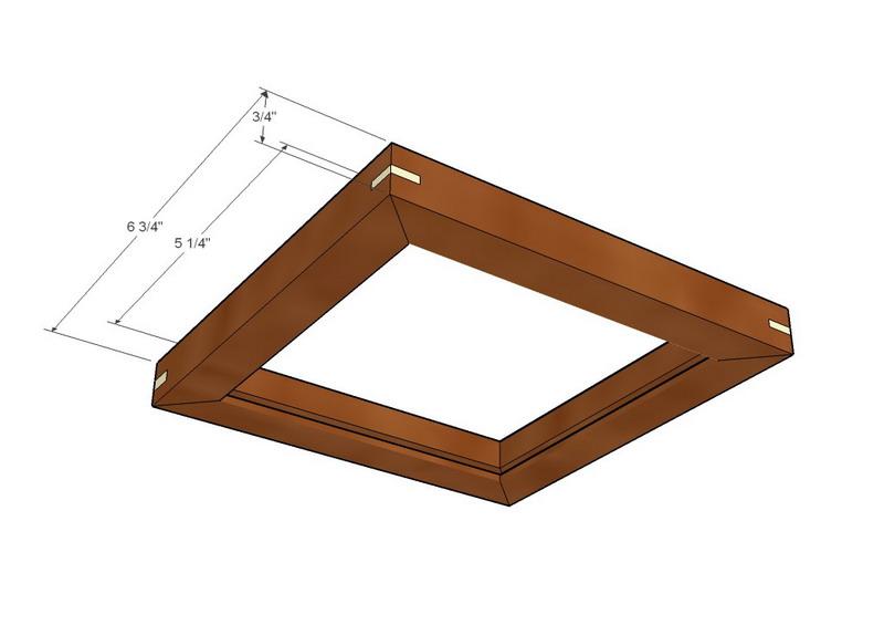 une r alisation de tomy b dard sous plats en li ge noyer noir et cerisier. Black Bedroom Furniture Sets. Home Design Ideas