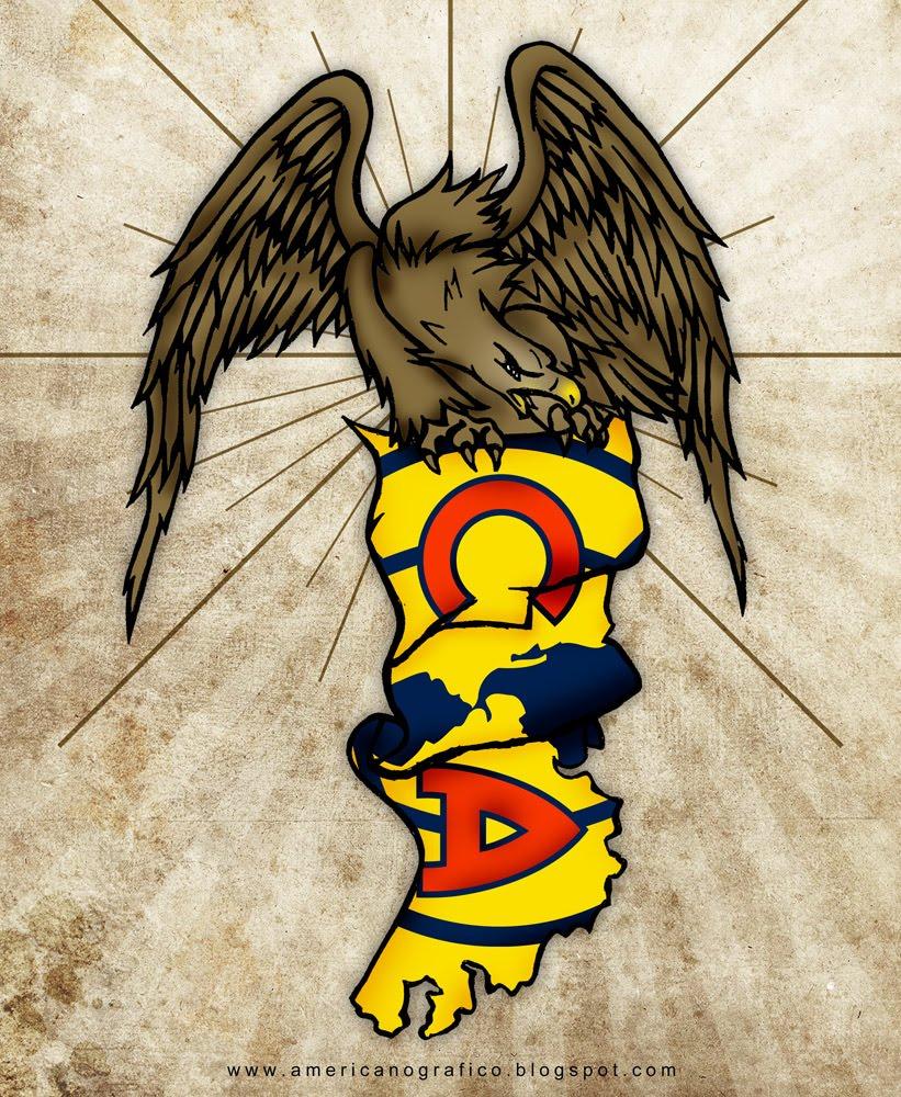 Americanografico águilas Del América 03052011ctg
