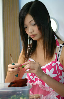 Asian Girl Haircut Hairstyle