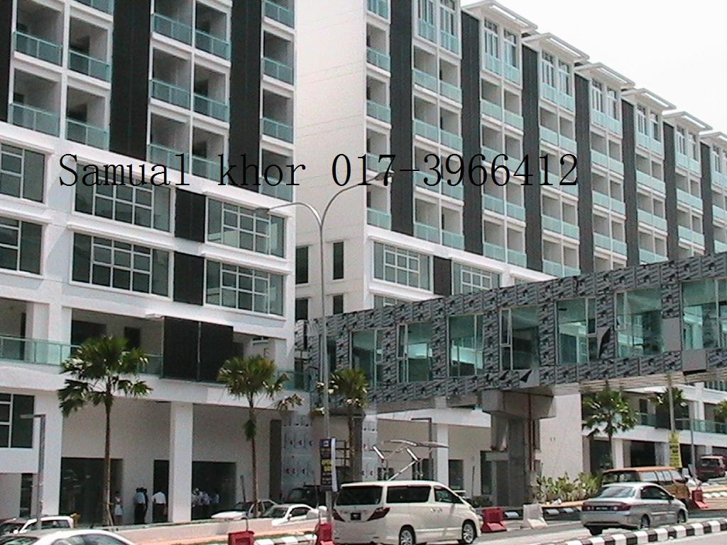 samual khor property sri hartamas plaza damas 3 shop for rent On plaza camas