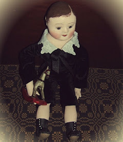 Izannah Walker Style Doll