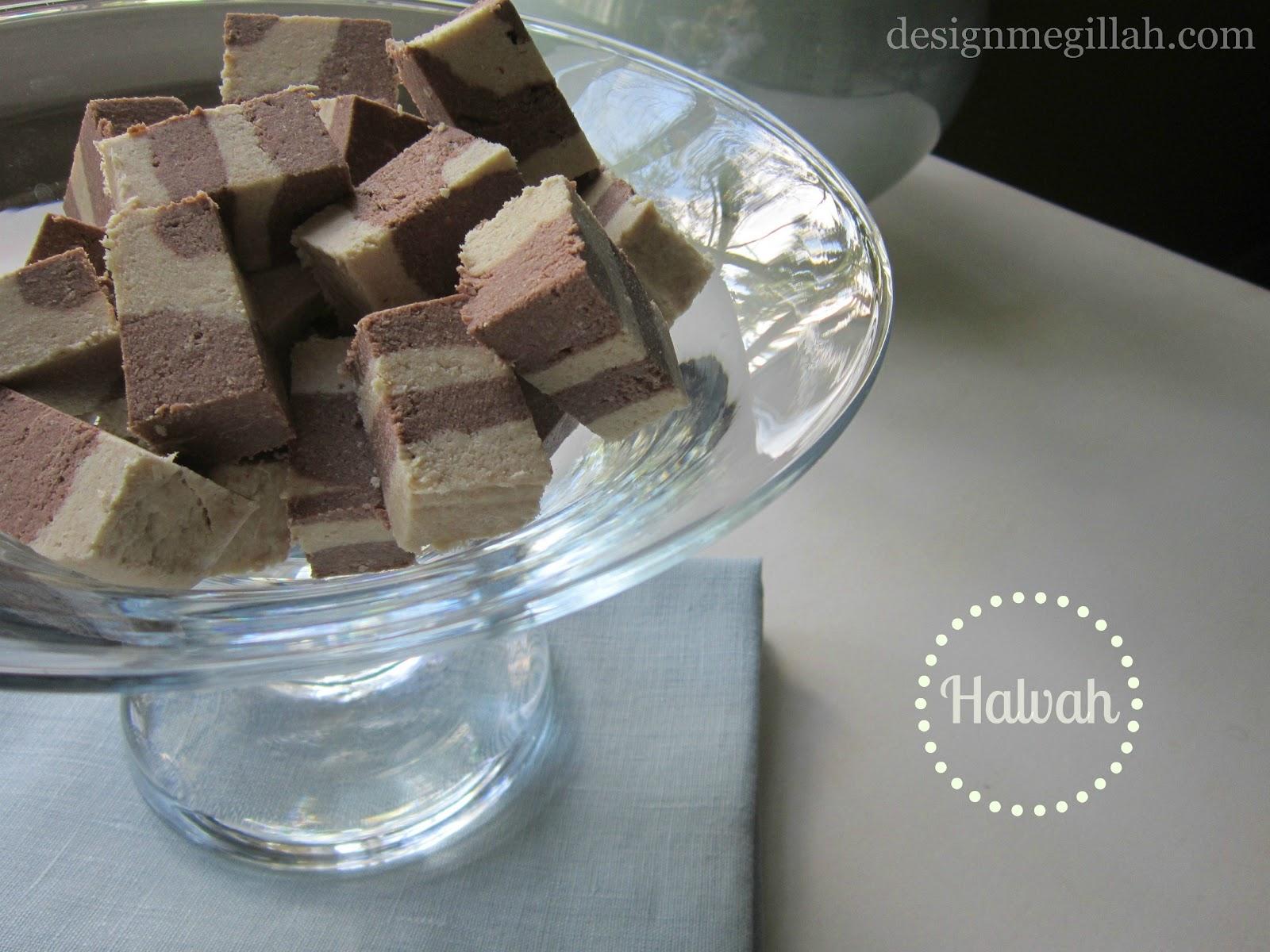 ... Halvah http://www.designmegillah.com/2012/04/kosher-delights-halvah