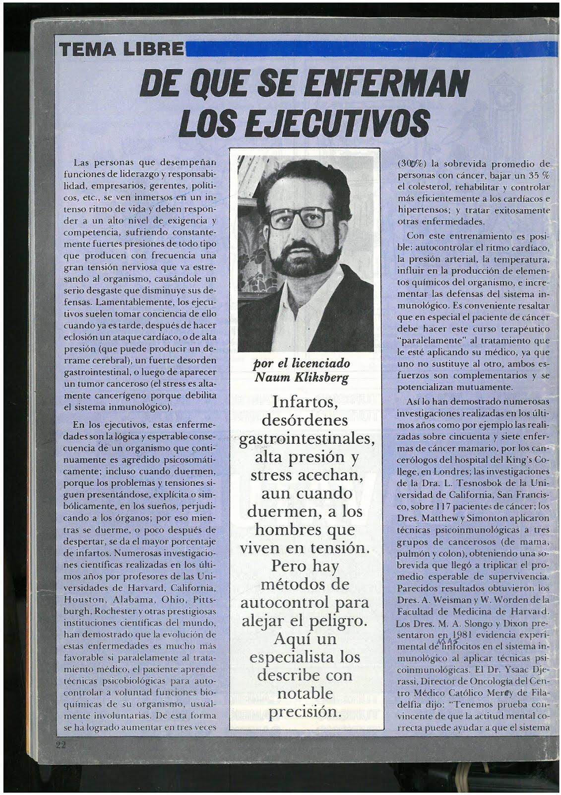 7 - Revista Cambiemos. Argentina. 01/1988.