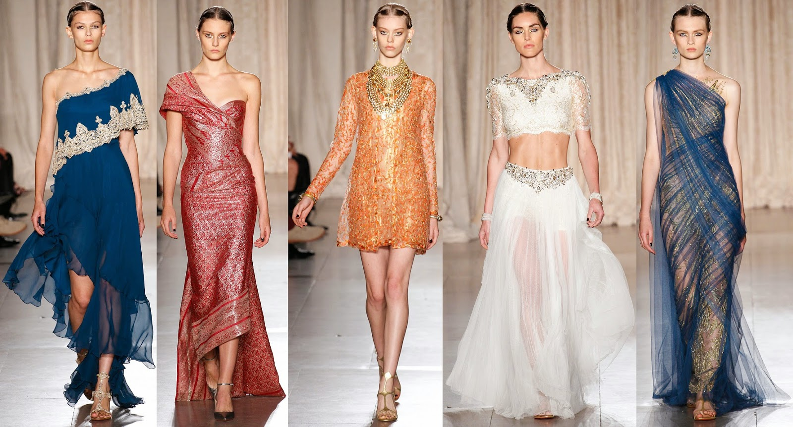 Western Influence on Indian Fashion Wear