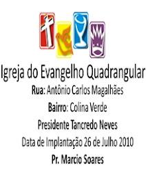 Igreja do Evangelho Quadrangular PTN