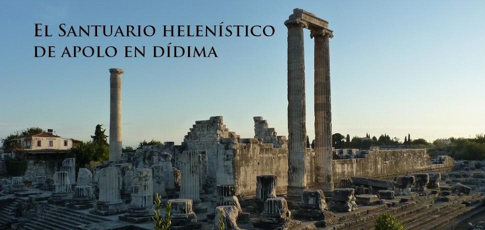 El santuario helenístico de Apolo en Dídima
