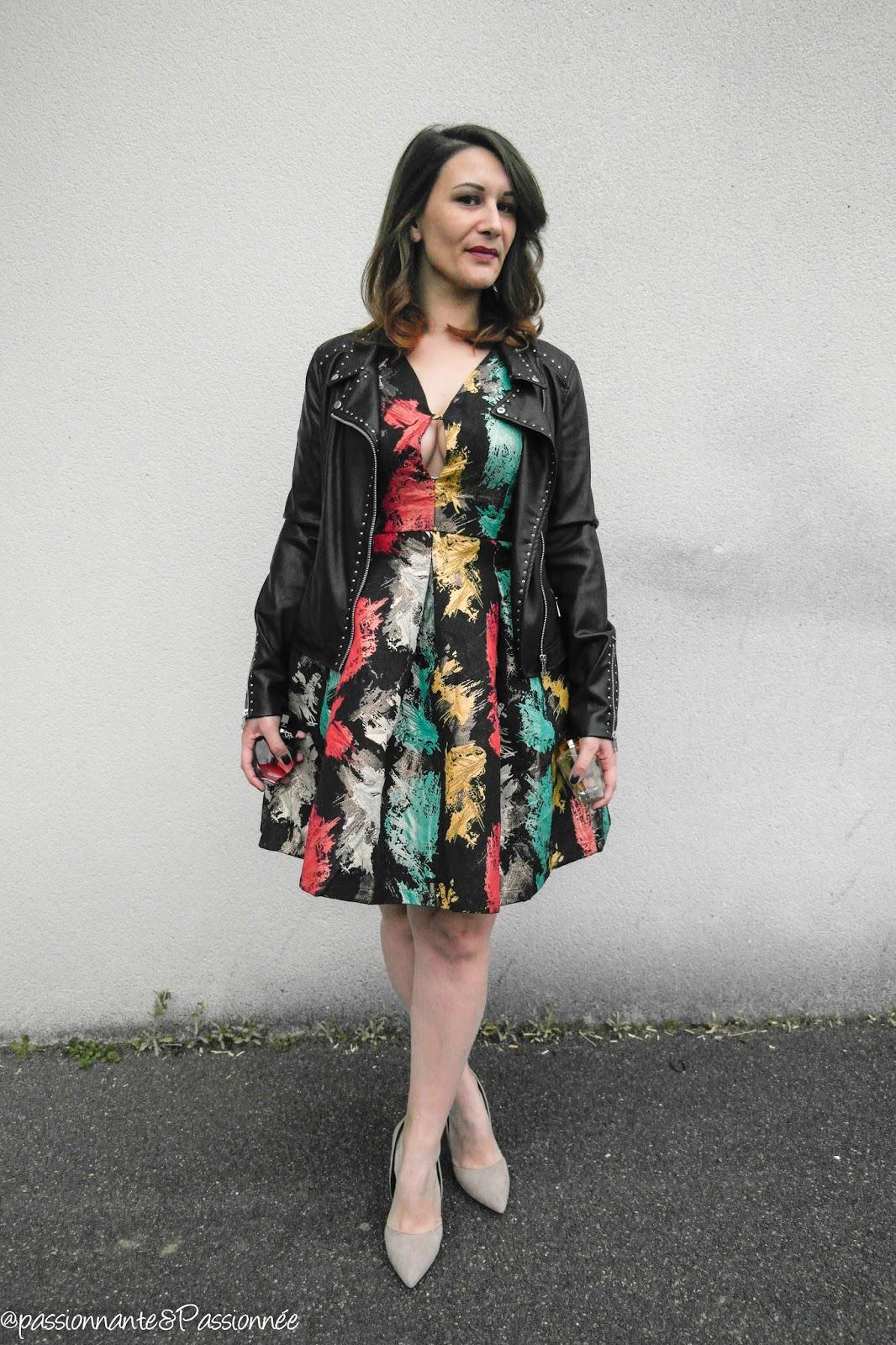Une robe pour les fêtes