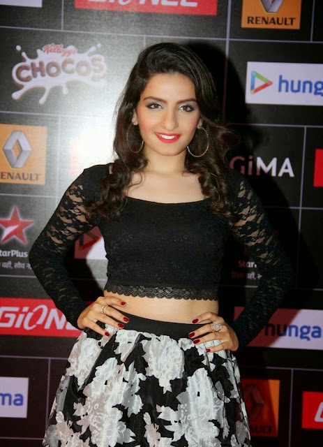 Super Sexy Bollywood Female Celebrities At The GIMA Awards 2015 Event In Filmcity