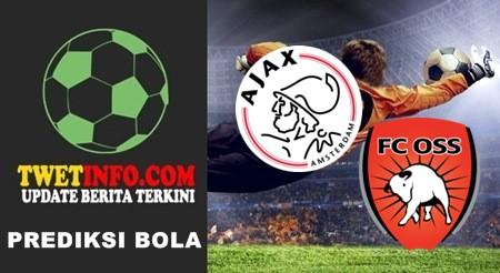 Prediksi Jong Ajax vs Top Oss