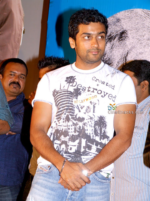 Surya's Ayan Movie 17