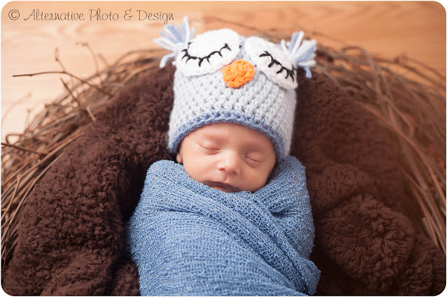 Teeny Tiny Newborn | Newborn Photography Janesville, WI