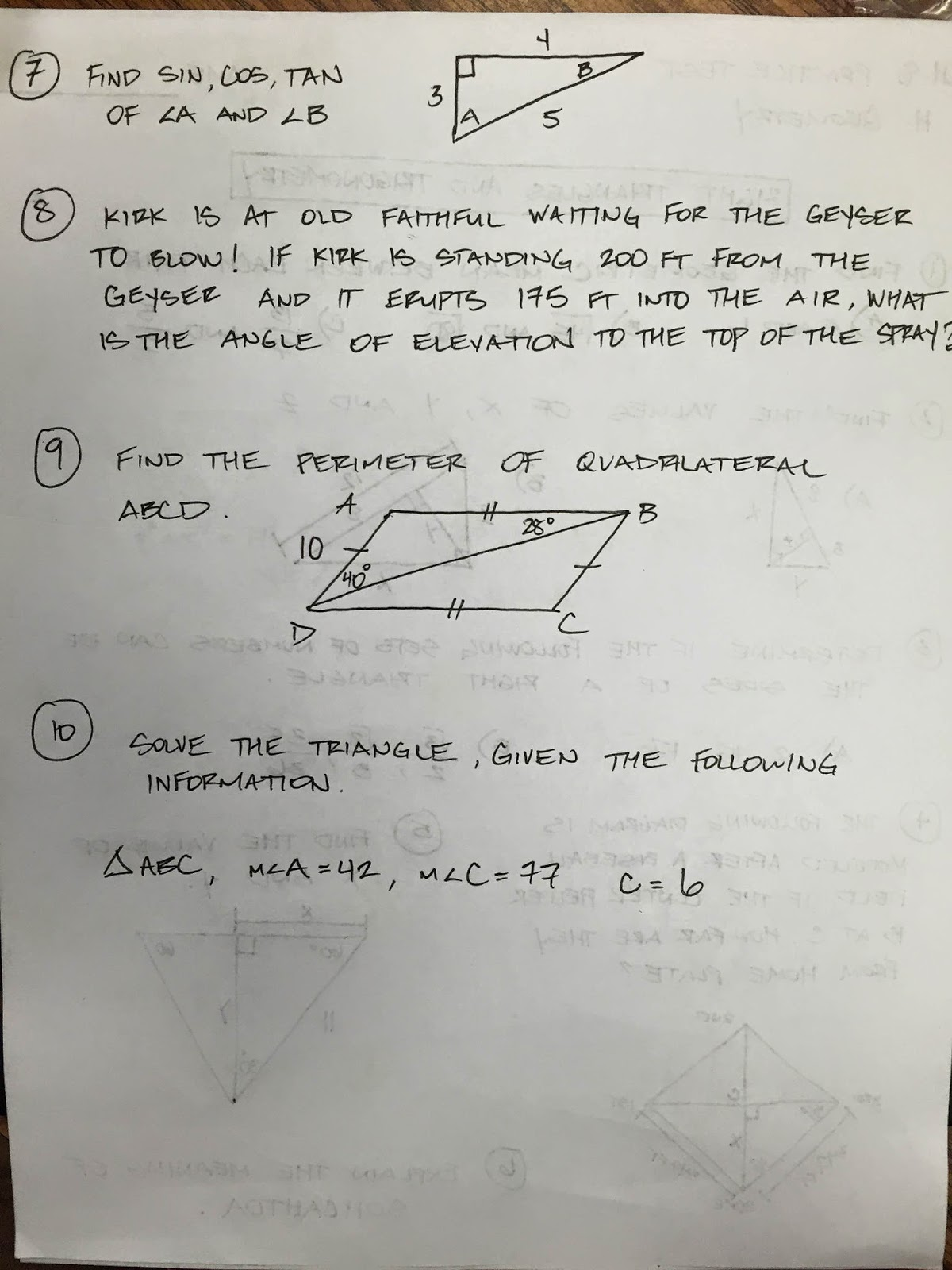 chapter 8 practice exam Ap physics - chapter 8 practice test multiple choice identify the choice that best completes the statement or answers the question ____ 1.