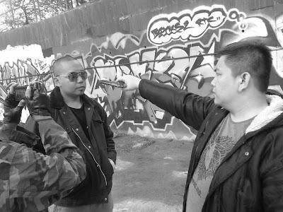 Shooting Shortfilm Aksi