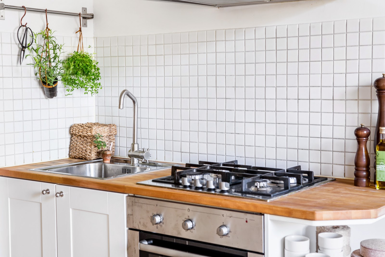 Scandinavian Kitchen, Scandinavian Interior design