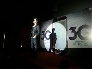 Unveil of the track 'Kaise Baataon' from the film '3G'