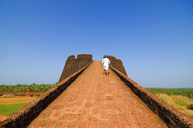 bekel tourist attraction: bekel fort, make week end tour bekel