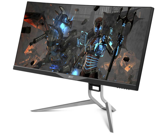 Monitor Acer XR341CKA
