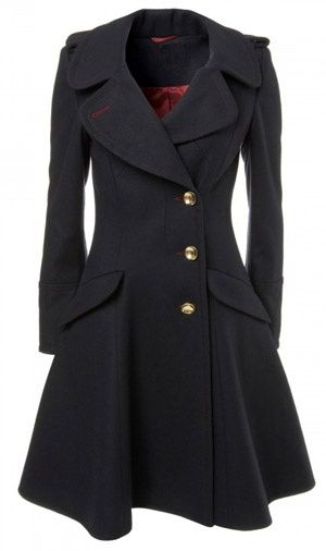 New long jacket for ladies, winter style