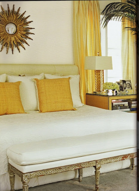 The Glam Pad: Hello Spring, Hello Yellow!