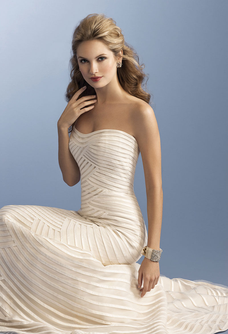 Cheap Bridal Dresses Online: Anne Barge Wedding Dresses 2012