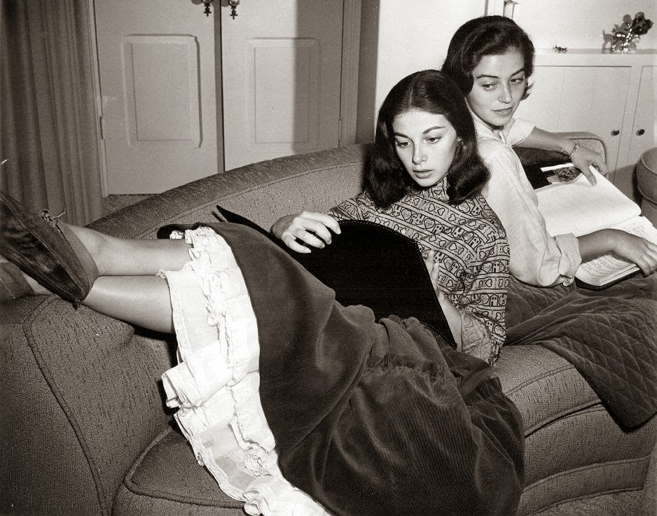 Avengers In Time 1971 Deaths Actress Pier Angeli Dies At 39