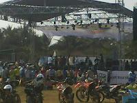 Jambore Nasional Otomotif 2012 Pangandaran