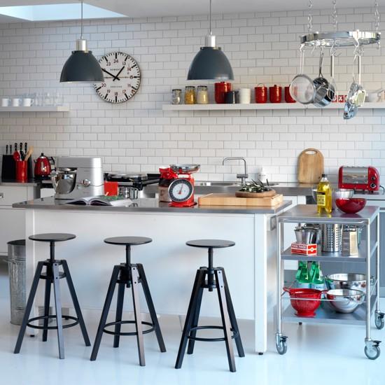 El Reloj de Cocina - Kansei Cocinas | Servicio profesional de Diseño ...