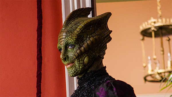 Madam Vastra and Co return once again