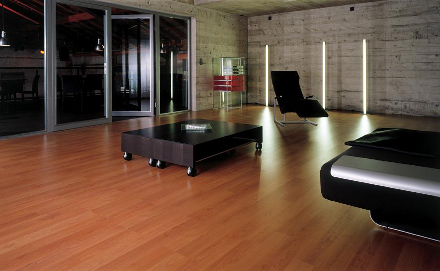 Laminate Wooden Flooring By Eurotex