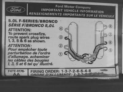 150+ford f150+camionetas+ford truck+ford 150+orden de encendido